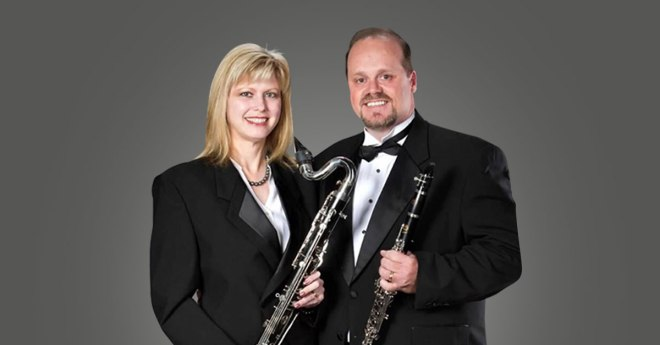 Kristi and Jeff Henry Owners The Bandwagon Music Store and Repair