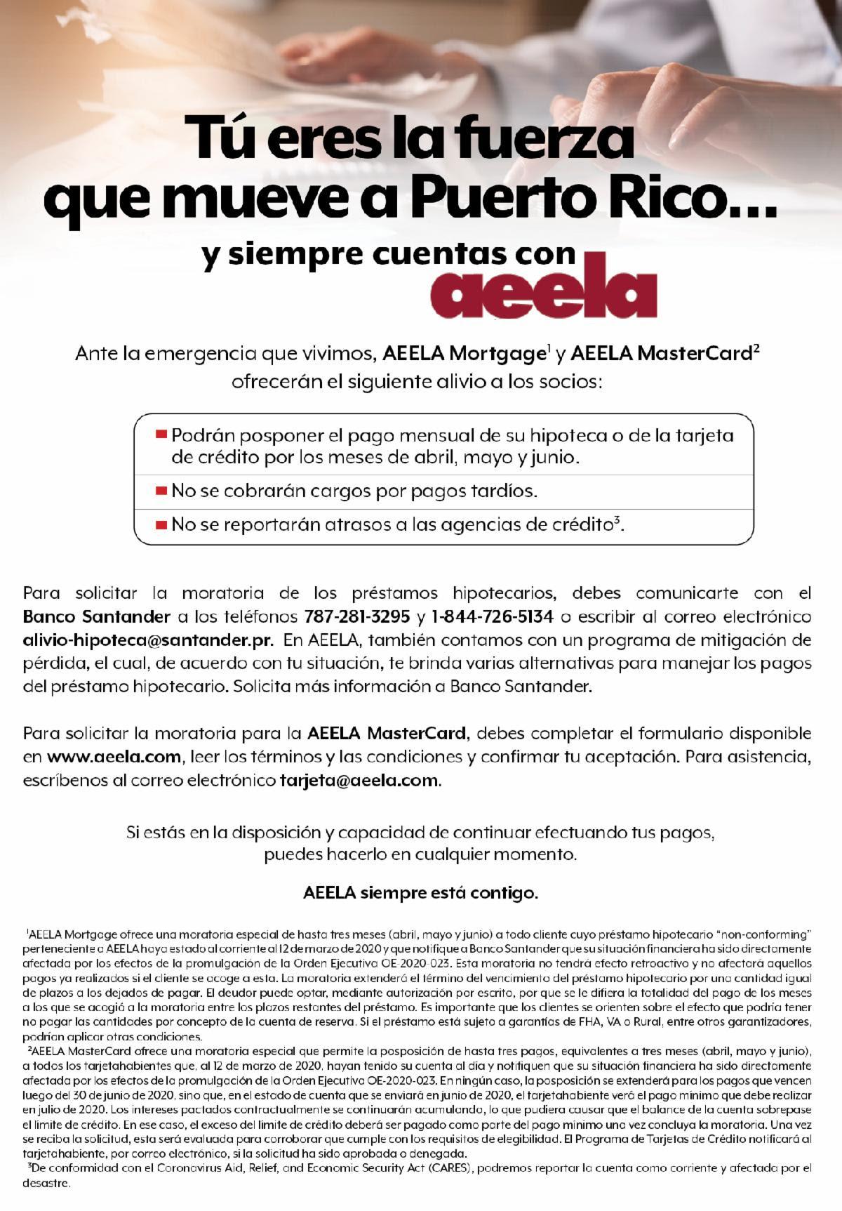 AEELA informa covid-19