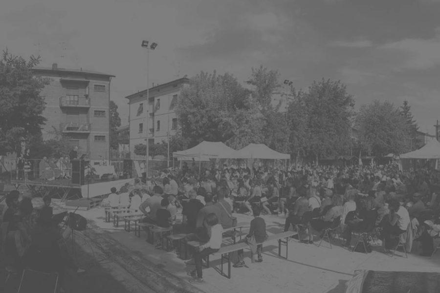 Festa della Comunità in Pista 2021