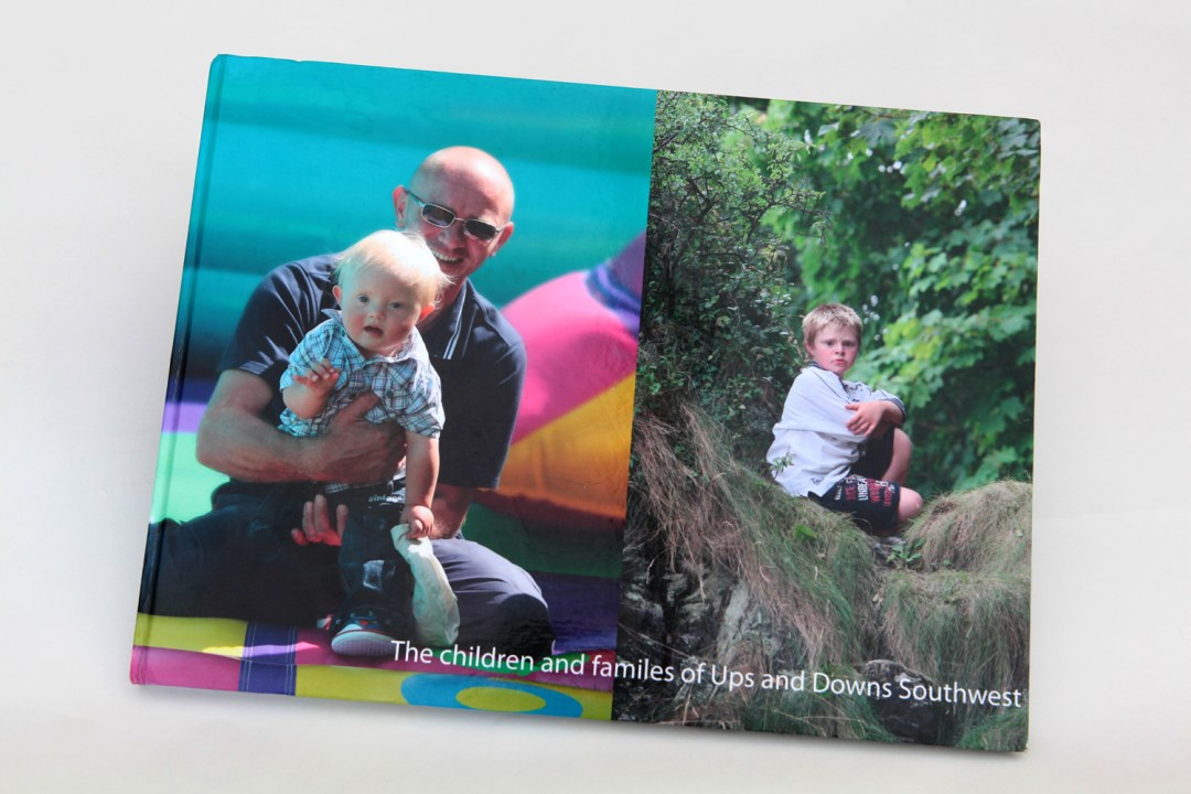 Photo Book of children and families of Ups and Downs Southwest