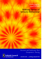Sensory Issues info – making sense of sensory issues