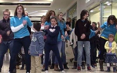Flash Mob Dance.