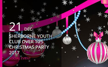 Sherborne Over 10's Christmas Party 2017