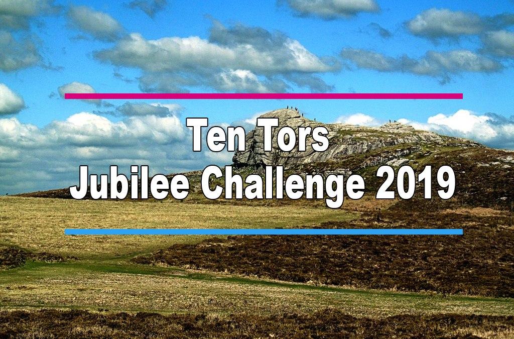 Ten Tors Jubilee Challenge 2019