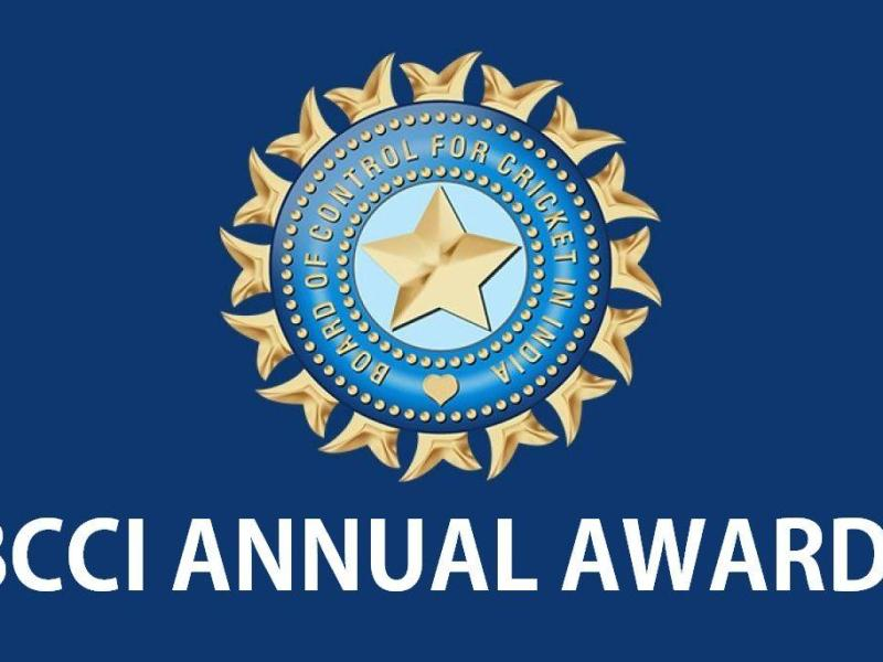 BCCI Annual Awards for 2015-16