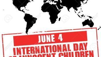 International Day of Innocent Children Victims of Aggression