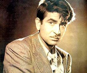 Raj Kapoor, famous film actor, director and Dadasaheb Phalke awardee