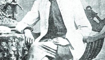 Satyendranath Tagore, Bengali officer and litterateur