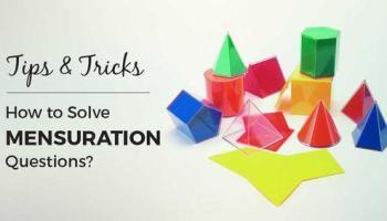 Mensuration Tricks