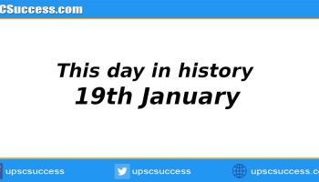 19th January