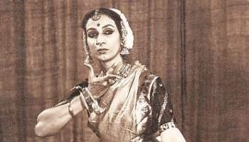 Mrinalini Sarabhai,