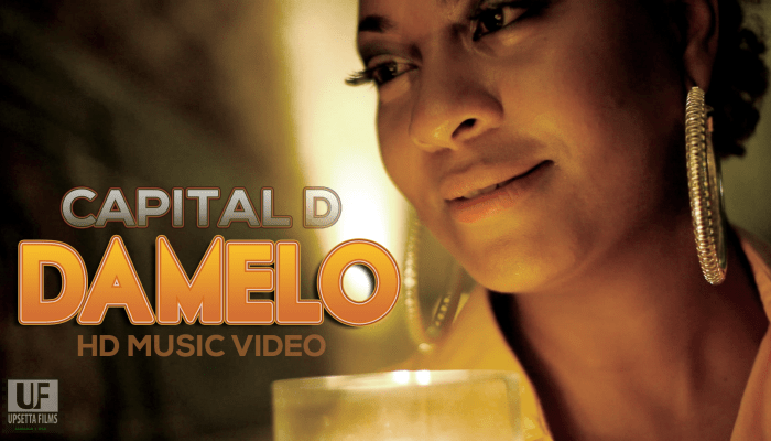 CAPITAL-D: DAMELO-HD-MUSIC-VIDEO-PIC
