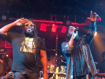 Morgan Heritage Live in Germany