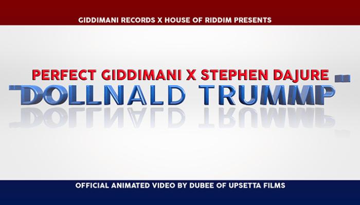 Dollnald-Trump-Perfect-Giddimani-x-Stephen-Dajure-Cover-Art-