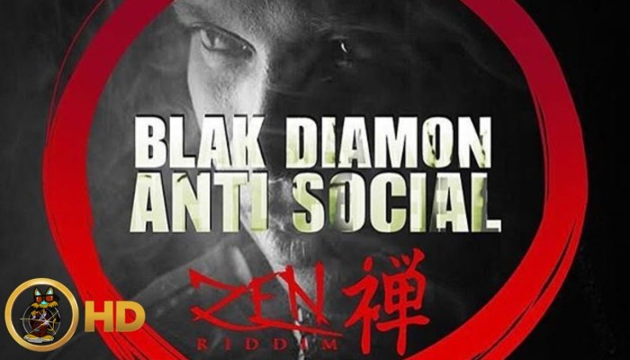 "Featured Video – Blak Diamon ""Anti Social"""