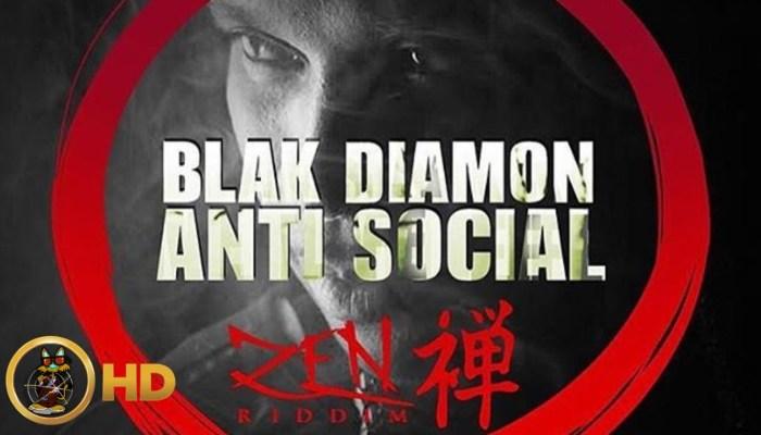 "Featured Video – Blak Diamon ""Anti Social"""