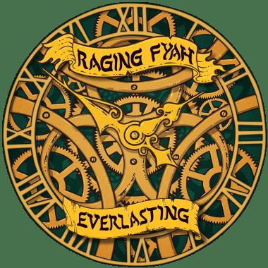 Raging Fyah -Everlasting-Clock