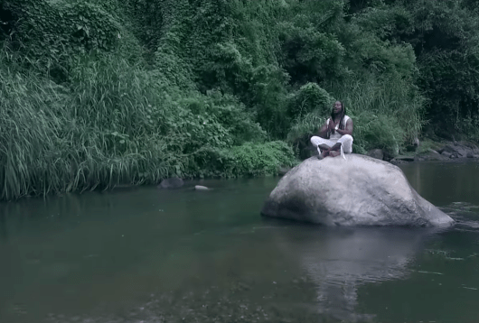 Jah Wiz Upfull Meditation Music Video (Ouji Riddim)