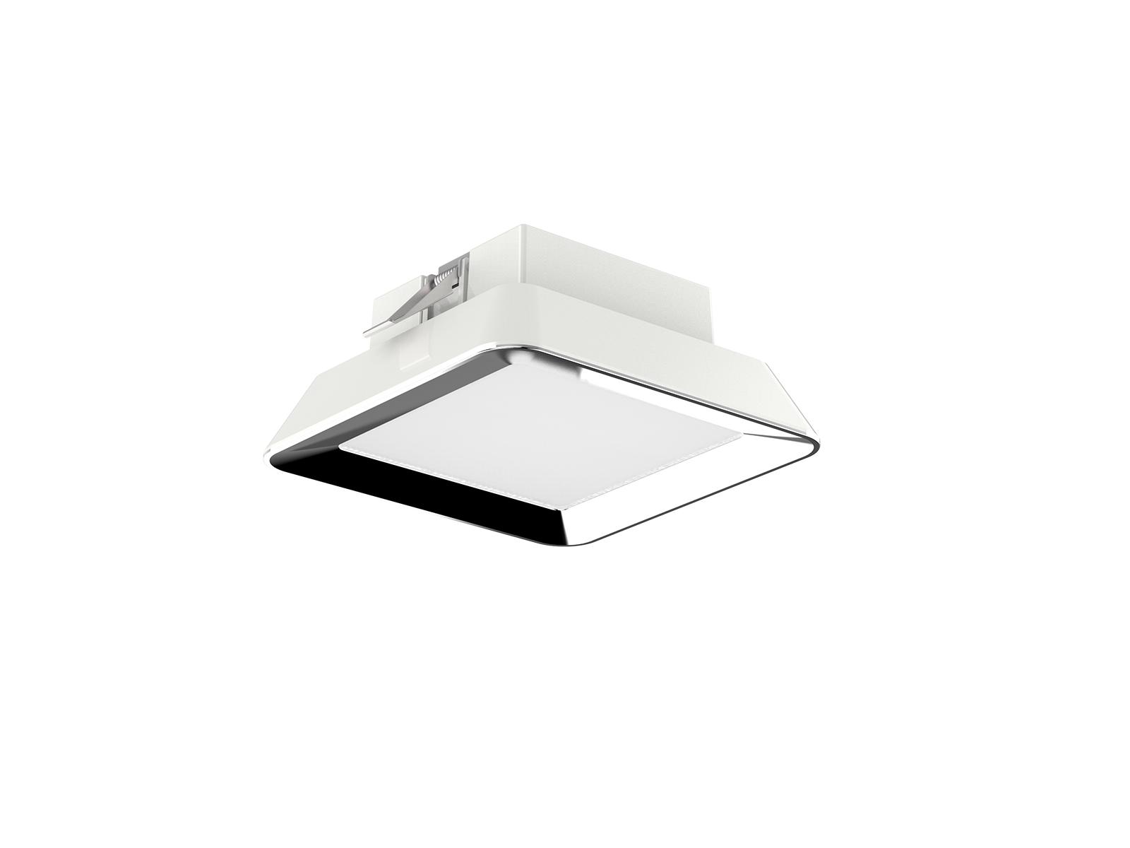 4 inch square recessed lighting