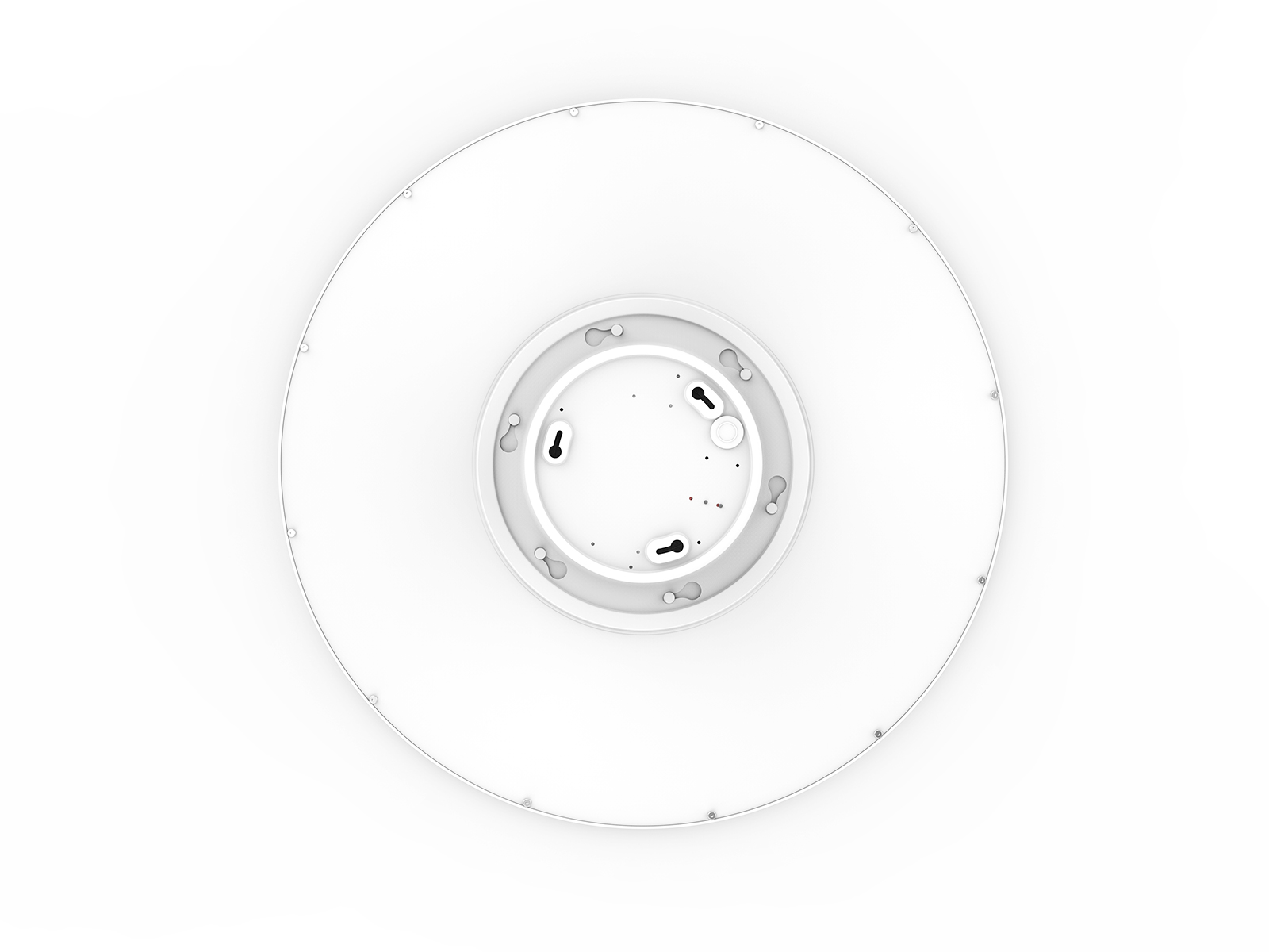 35w Surface Mounted Panel Light