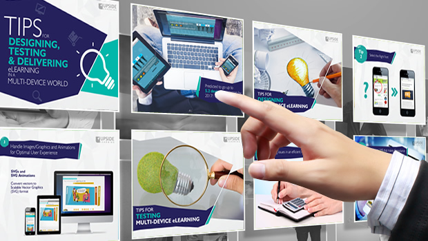 Top Tips on Multi-device eLearning