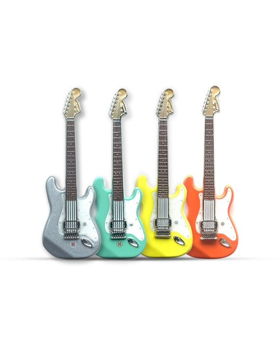 STRAT Guitar Pin Collection