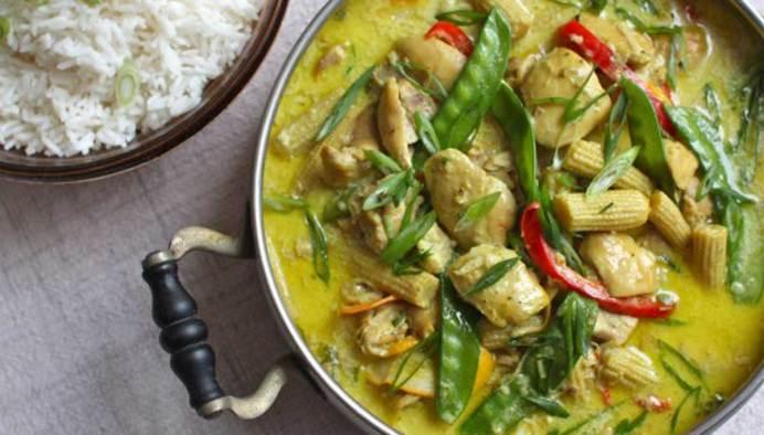 Resultado de imagen para comida tailandesa aceite de coco