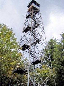 Dickinson Fire Tower