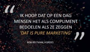 Blog Mediavilla Rob Beltman quote