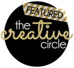 The Creative Circle Featured Button
