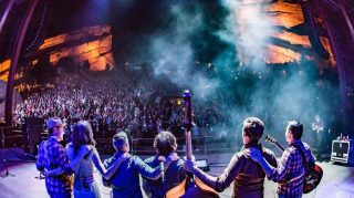 String Dusters @ Red Rocks