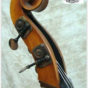 Individual Antiqued Double Bass Tuning Machines