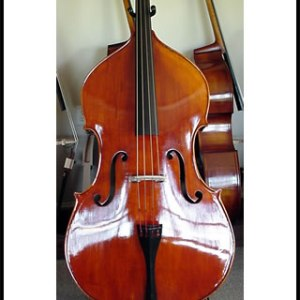 SOLD: UB Shop Double Bass