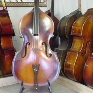SOLD Kay M1 double bass, serial #43059 , from 1961