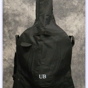 "Upton Bass Case ""De la Ville"" Double Bass Bag"