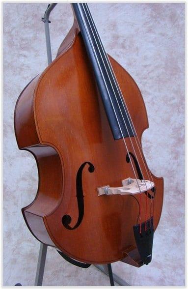 SOLD: Czech Ease Travel Upright Bass 2006