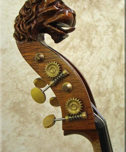 SALE PENDING: Donald Gorman Double Bass 2003