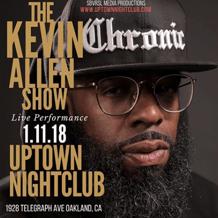 The Kevin Allen Show with special guests Mani Drapper & Ali J | Viva