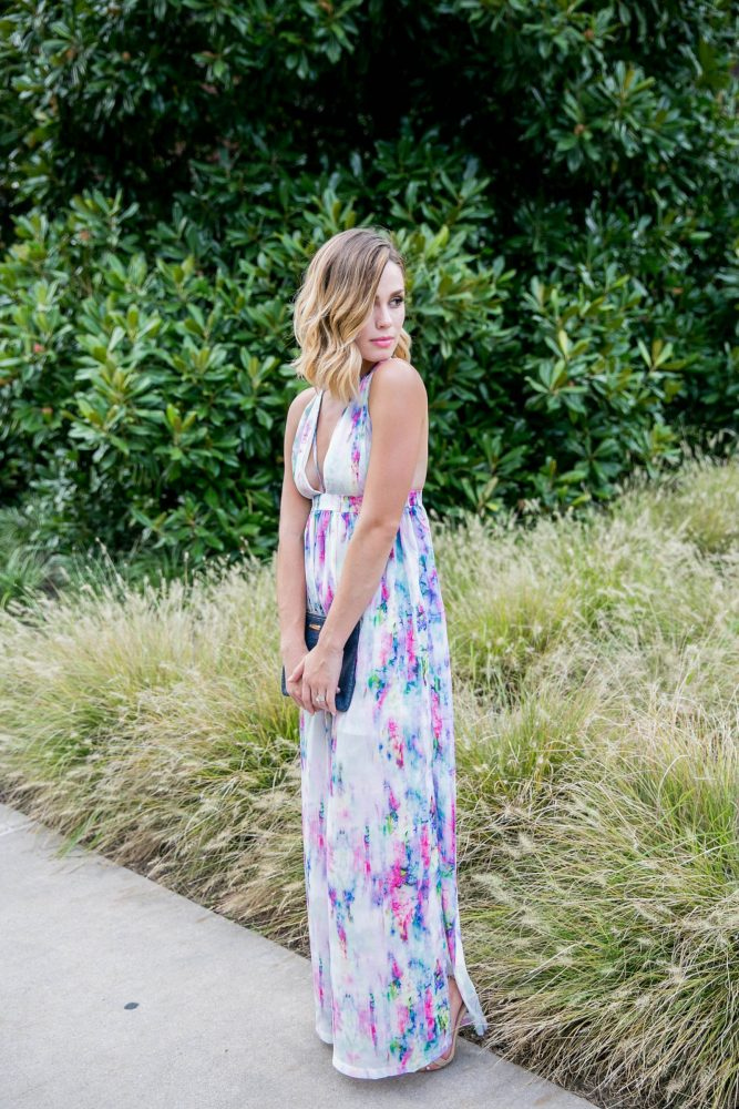 Summer Dress with The Mint Julep Boutique
