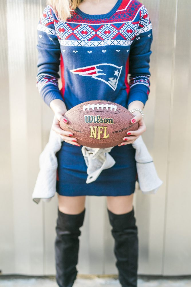 NFL Fan Style: Game day outfit