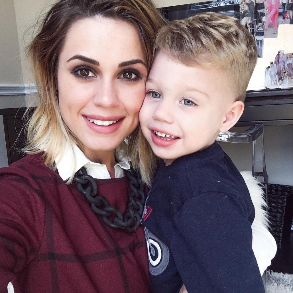 First selfie of the year with my soon to be 3yr old! I can't believe he will be three tomorrow ❤️ #selfie #Sunday #selfiesunday
