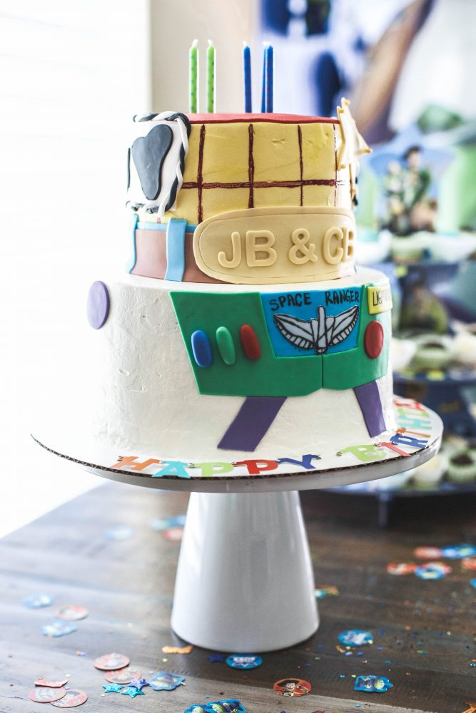 toy story birthday theme