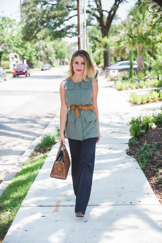 High Waisted Trouser Jeans | The Limited look | How to wear Jeans to work | Uptown with Elly Brown