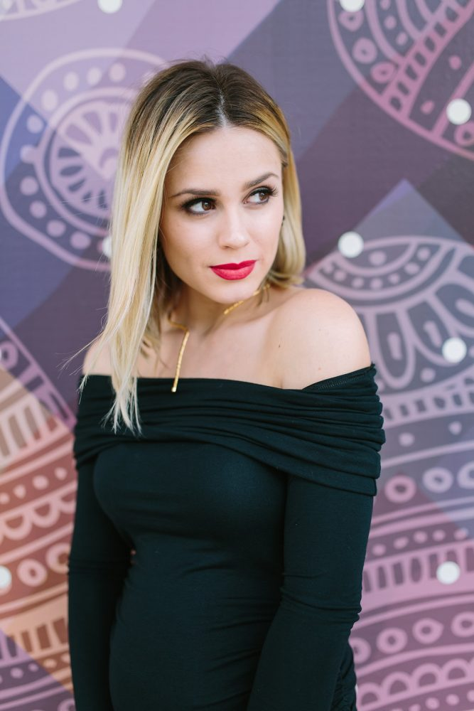 Off The Shoulder With Seraphine Uptown With Elly Brown