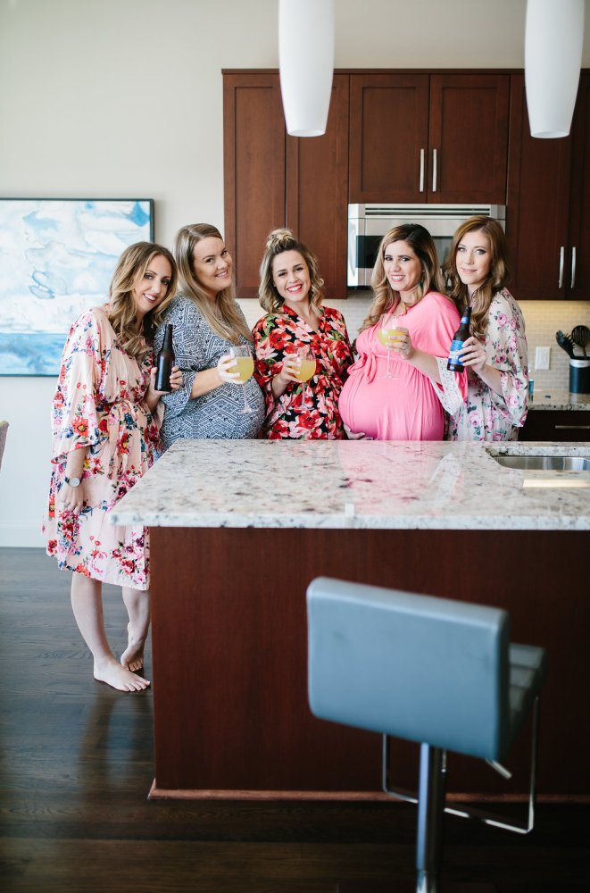 Girls weekend | Matching robes | Girls trip | Uptown with Elly Brown