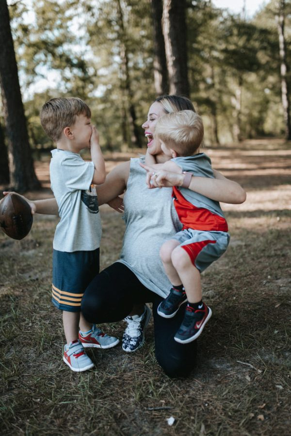 Boy mom life | What no one told me about being a boy mom | Kohl's athletic clothes for the family | Uptown with Elly Brown