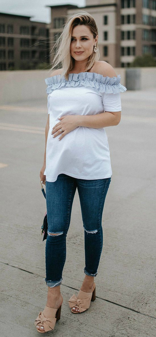 Maternity fashion   Maternity outfits   ASOS Maternity   Uptown with Elly Brown