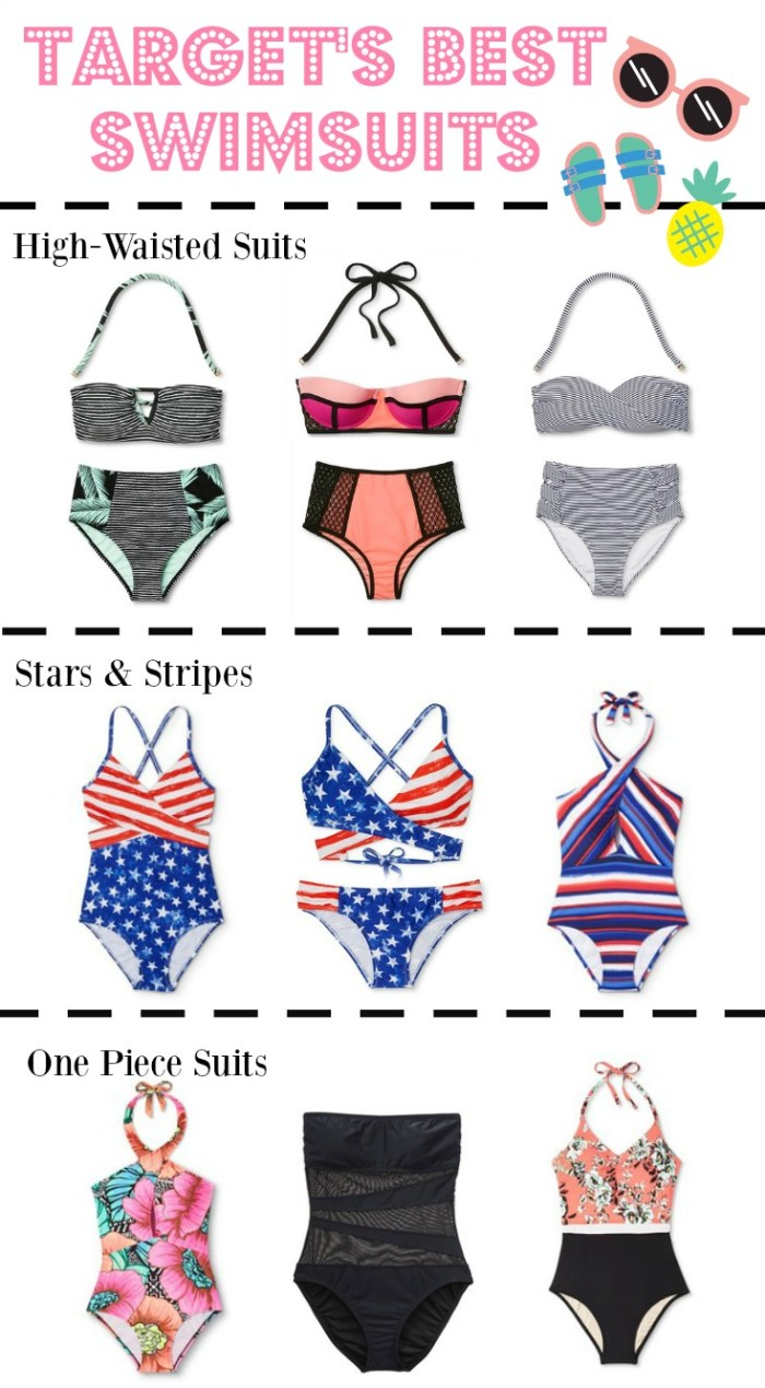 Cute & Cheap Target Swimsuit Under $50