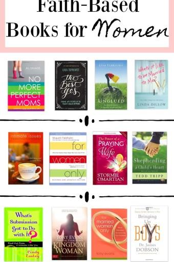 Faith-Based Books for Women