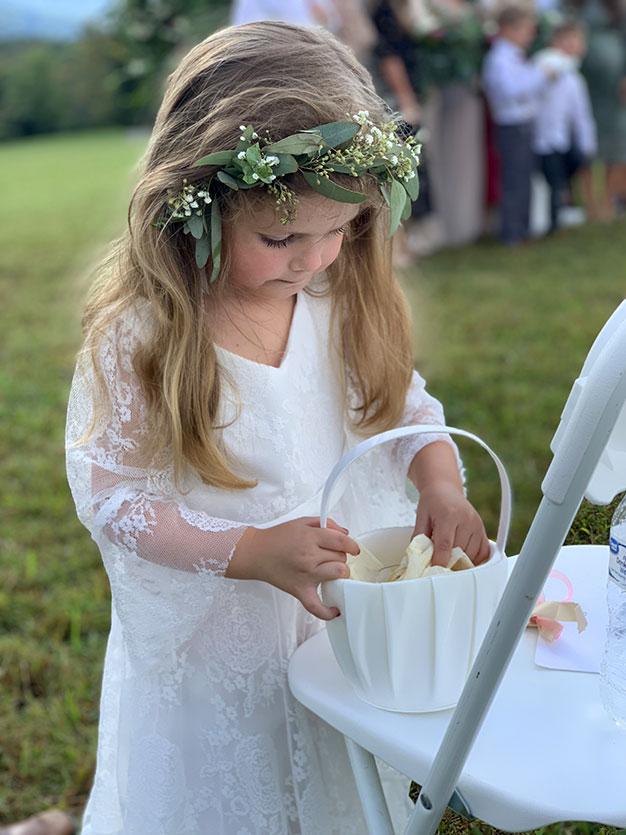 Wedding Photos Josie Bates And Kelton Balka Are Married UPtv